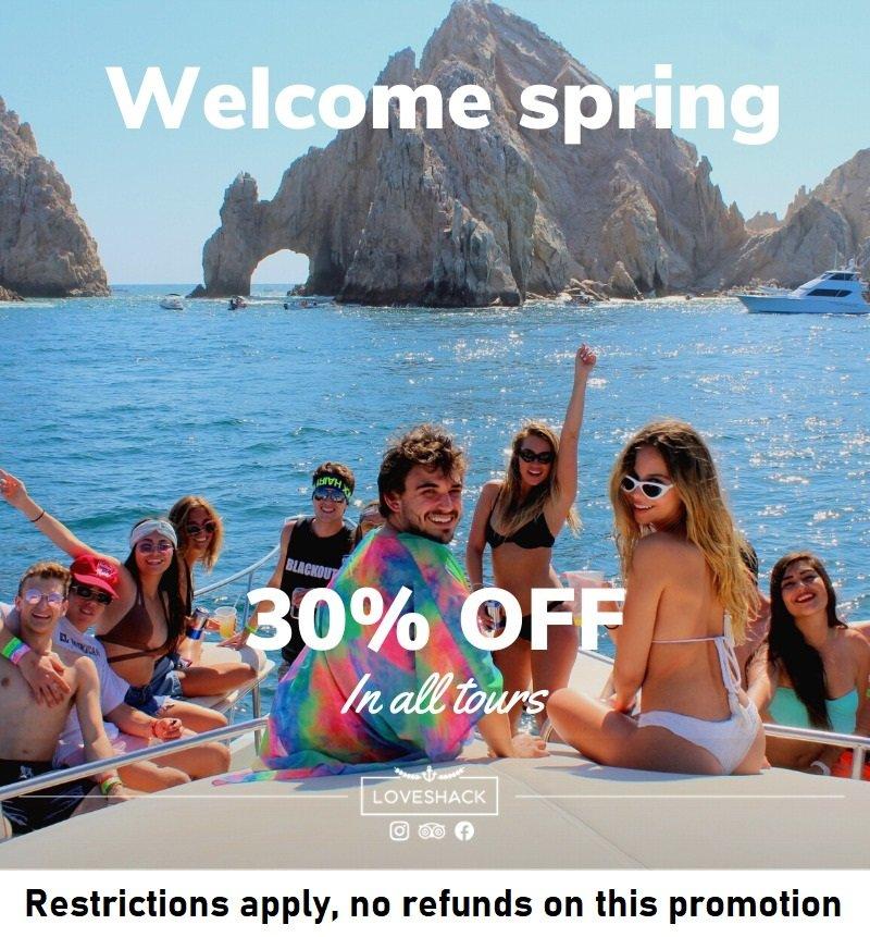 spring break promo
